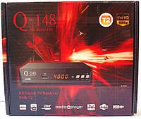 Т2 ресивер тюнер T2 Q-SAT  Q-148 + Internet+ кинотеатр MEGAGO