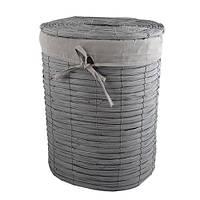 Корзина для белья с крышкой из деревянной стружки Ramzey L AWD02241087