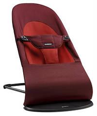 Кресло-кроватка-качалка BABYBJORN  BALANCE SOFT BORDOWY