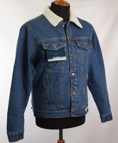 Джинсовая куртка на меху Montana 12020 sw