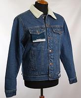 Джинсовая куртка Montana утепленная