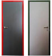Двери металлические и деревянные для офисов и общественных зон VO101