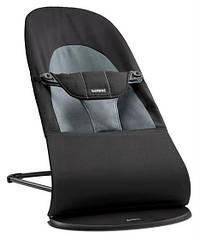 Кресло-кроватка-качалка BABYBJORN  BALANCE SOFT CZARNY