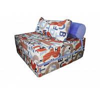 Бескаркасное кресло-кровать 100-100-40 см Тia-sport