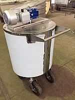Молочное такси (миксер насос) от 50 литров