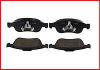 Тормозные колодки передние QSP Renault Duster 4x4, Fluence, Captur, Dacia Dokker, Lodgy, Megane 3, Scenic 3