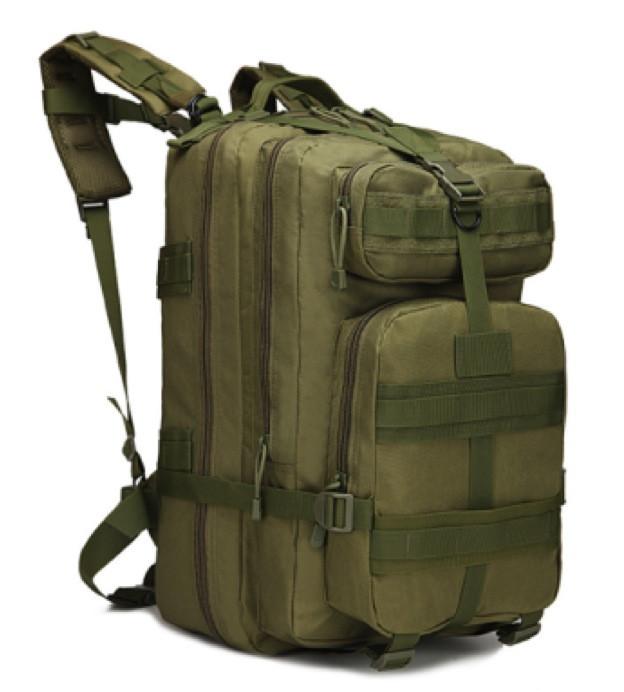 Военный Тактический штурмовой многофункциональный рюкзак на 45литров