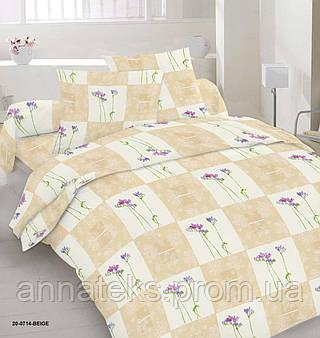 Ткань постельная 142638 Бязь (ПАК) НАБ.ГОЛД DW 20-0714 BEIGE 220СМ