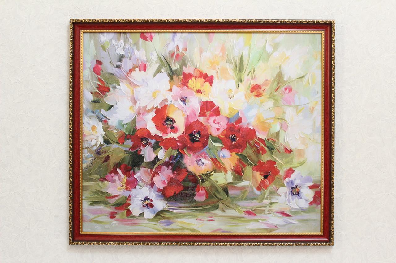 """Картина """"Букет полевых цветов"""""""