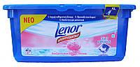"""Lenor 3-в-1 капсулы для стирки универсальные """"Pearls"""" (27 шт.) Германия"""