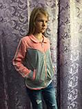 Комбинированная пайта для девочки подростка 164 см, фото 2