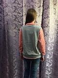 Комбинированная пайта для девочки подростка 164 см, фото 3