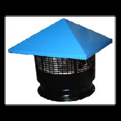Крышный центробежный вентилятор КВЦ 1 (1050 м³/ч)