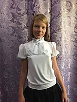 567503287a1 Белая нарядная блузка для девочки в Украине. Сравнить цены