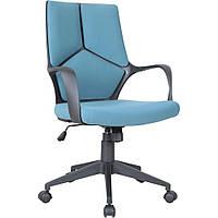Кресло геймерское  Urban LB черный, тк.синий AMF
