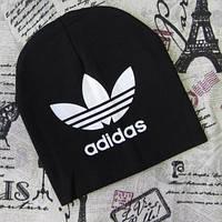 Детская трикотажная шапка adidas Оптом