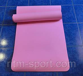 Коврик для йоги Yoga mat (6 мм), фото 2