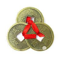 Монеты 2,5см в кошелек темные  (22517)
