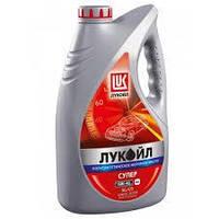 Масло моторное Лукойл Супер Sae 15W-40 API SG/CD 4л