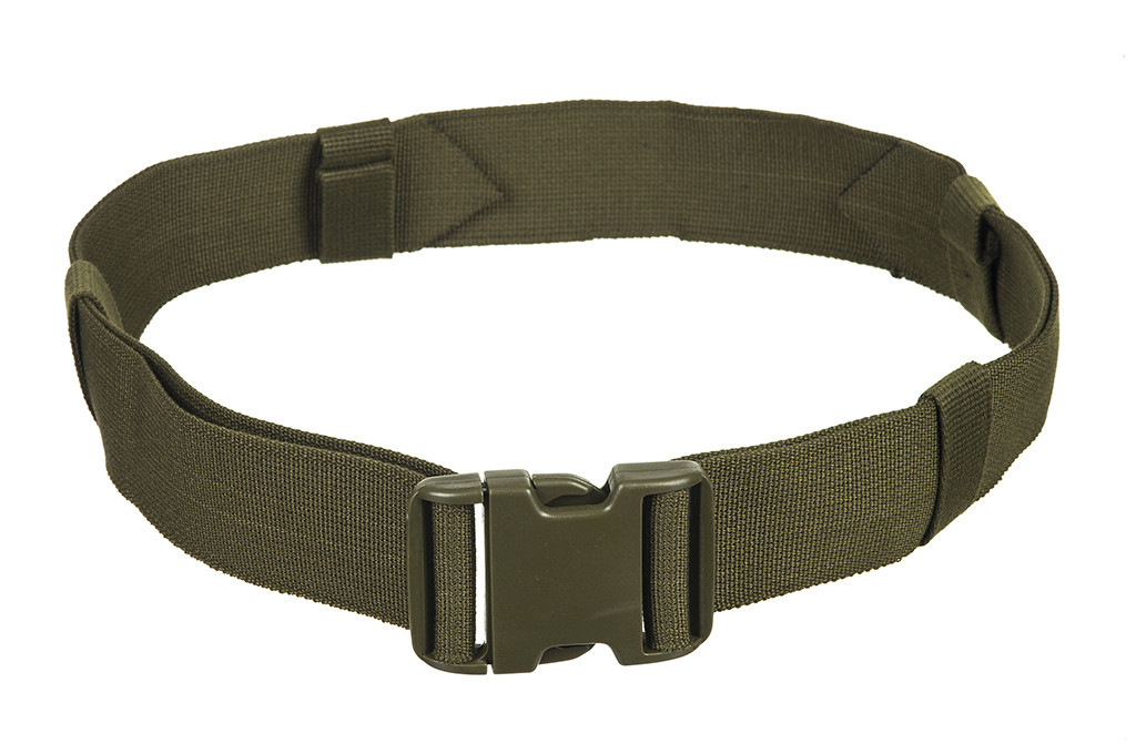 Ремень армейский MilTec Olive 13315501