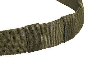 Ремень армейский MilTec Olive 13315501, фото 2