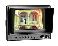 "LILLIPUT 5"" HD MONITOR (WITH HDMI OUT): HDMI / YPbPr / AV item no.:569GL-50NP/HO/Y"