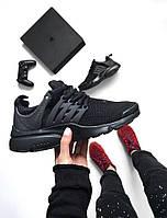 "Кроссовки Nike Air Presto Ultra Flyknit ""All Black"""