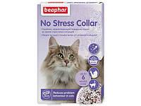 Ошейник Beaphar No Stress Collar Cat для кошек антистресс, 35 см