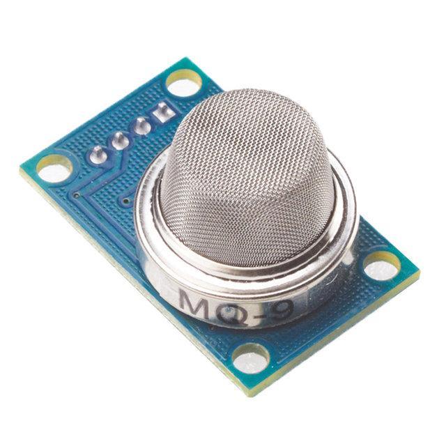 Датчик газа MQ9 MQ-9 (угарный газ, углеводородные газы)