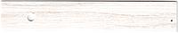 Кромка ABS Хазиенда белая H3078