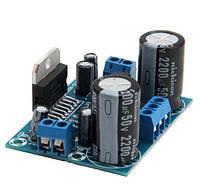 Аудио усилитель на микросхема TDA7293. 12-32 В, 100 Вт