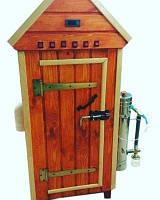 """Коптильня 250 л. для холодного и горячего копчения, + дымогенератор """"Копти Сам Бывалый"""""""