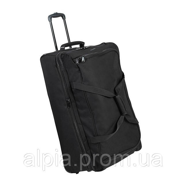 Дорожная сумка на колесиках Members Expandable Wheelbag Large 88/106 Black