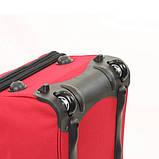 Дорожная сумка на колесиках Members Expandable Wheelbag Large 88/106 Black, фото 2