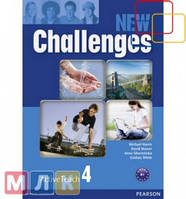 New Challenges 4 Active Teach, диск 8523493900