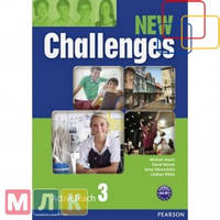 New Challenges 3 Active Teach, диск 8523493900