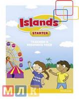 Islands Sterter Teacher`s book big pack+CD, книга для учителя 4901990000/8523493900
