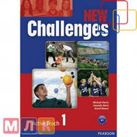 New Challenges 1 Active Teach, диск 8523493900