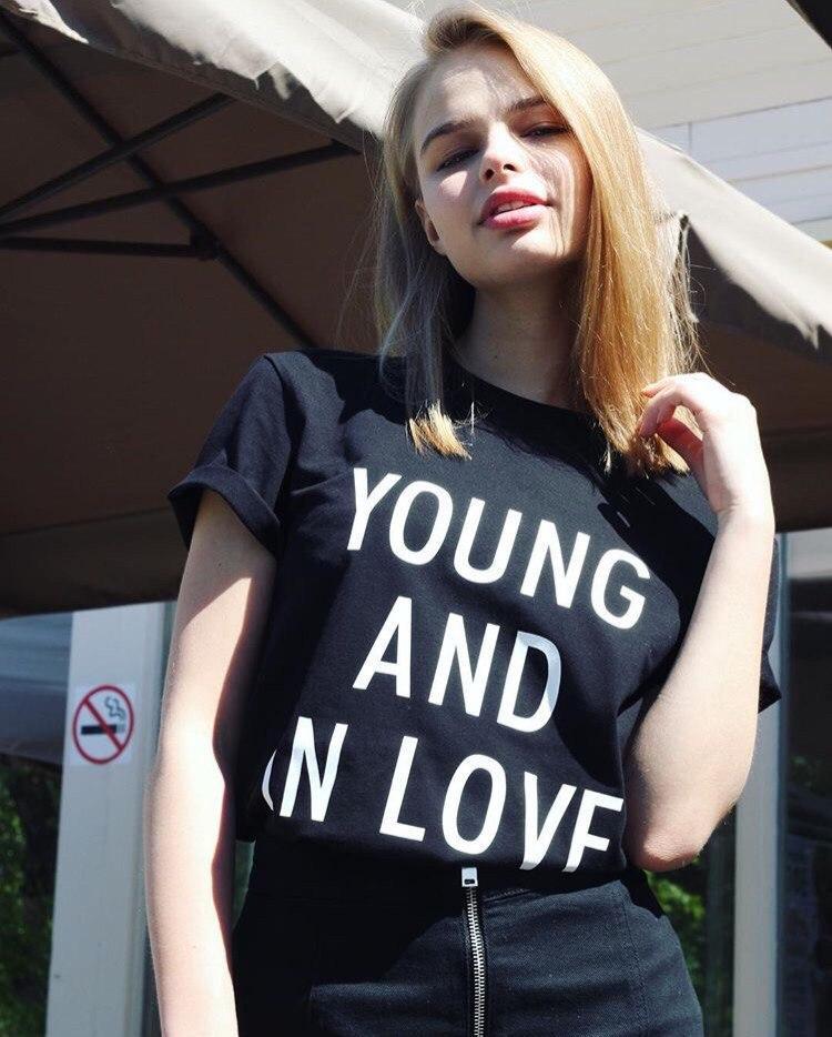 Футболка Young And In Love (Янг энд ин лав)