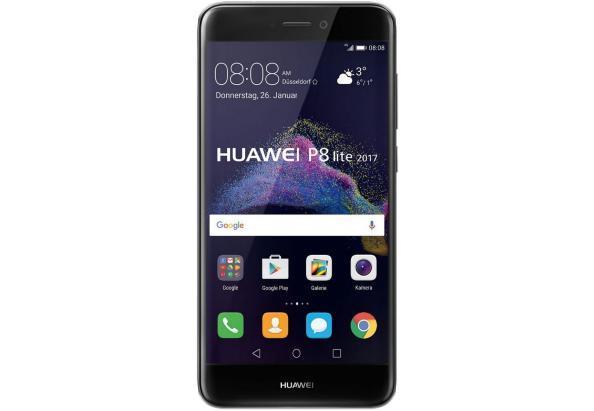 "Смартфон Huawei P8 Lite 2017 5,2"" 3/16Gb чёрный"