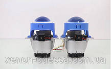 Светодиодные линзы Projector Lens Bi-LED 3.0'' POD (рамка Hella), фото 3