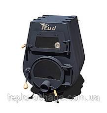 Отопительная конвекционная печь Rud Pyrotron Кантри 01 с духовкой и варочной поверхностью, фото 2