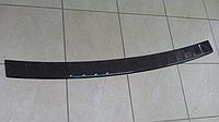 Карбоновая накладка на задний бампер BMW X5 F15