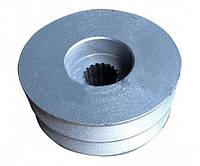 Шків додатковий для WEIMA610 (діаметр 140 мм, для косарки і помпи)