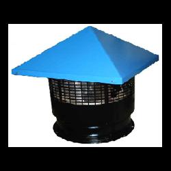 Крышный центробежный вентилятор КВЦ 5 (3150 м³/ч)