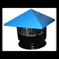 Крышный центробежный вентилятор КВЦ 4 (2850 м³/ч)