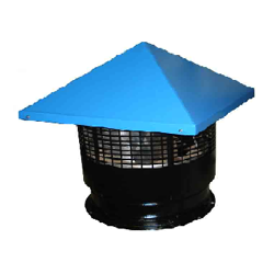 Крышный центробежный вентилятор КВЦ 7 (4490 м³/ч), фото 2