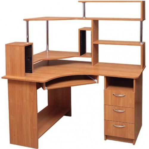 """Комп'ютерний стіл """" Компакт з надбудовою"""