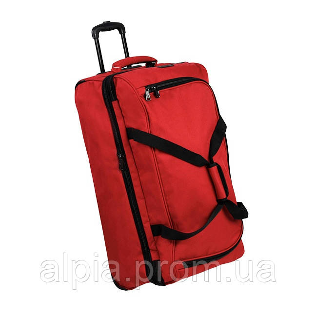 Дорожная сумка на колесиках Members Expandable Wheelbag Large 88/106 Red