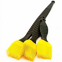 Набор кондитерских силиконовых кистей Better Brush